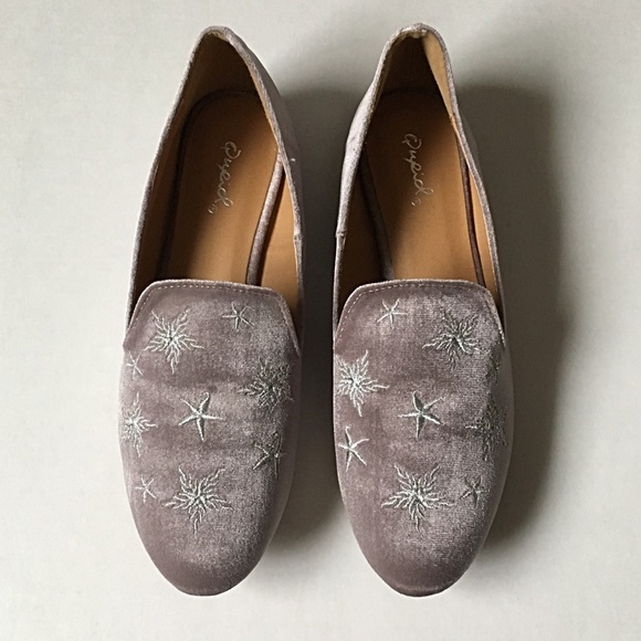2b58133fc0ad Qupid Shoes | Regent30 Velvet Loafers | Poshmark